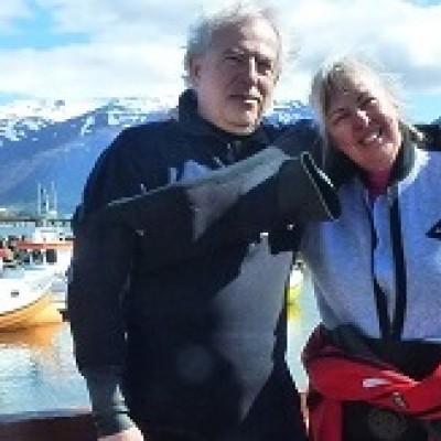 Denise & Richard